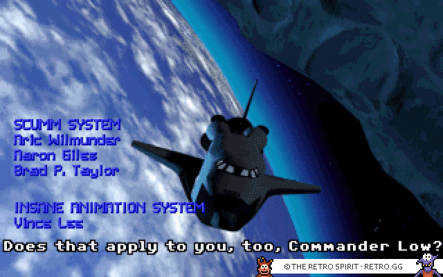 The bigger than life space adventure created by LucasArts. It's as good as it was bold back then.