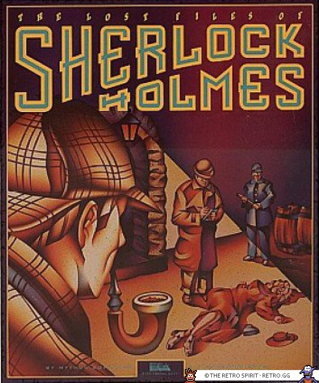 Sherlock Holmes and the Serrated Scalpel front cover.