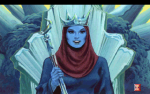 Skjermbilde fra King's Quest V: Absences Makes the Heart Go Yonder!