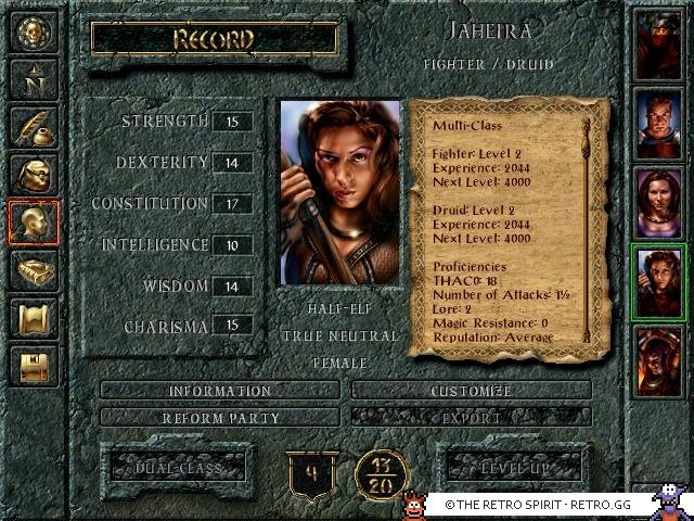 Adventures in the Forgotten Realms started with the fable classic Baldur's Gate - a series that is even today considered one of the best RPG ever.