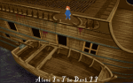 Promotional screenshots from Jack in the Dark for Alone in the Dark II