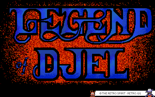 Legend of Djel - This game is just horribly bizzare!