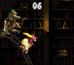 Donkey Kong Country 2: Diddy's Kong Quest - Even more ape than before!