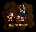 Dixie Kong's Double Trouble (Donkey Kong Country 3) SNES