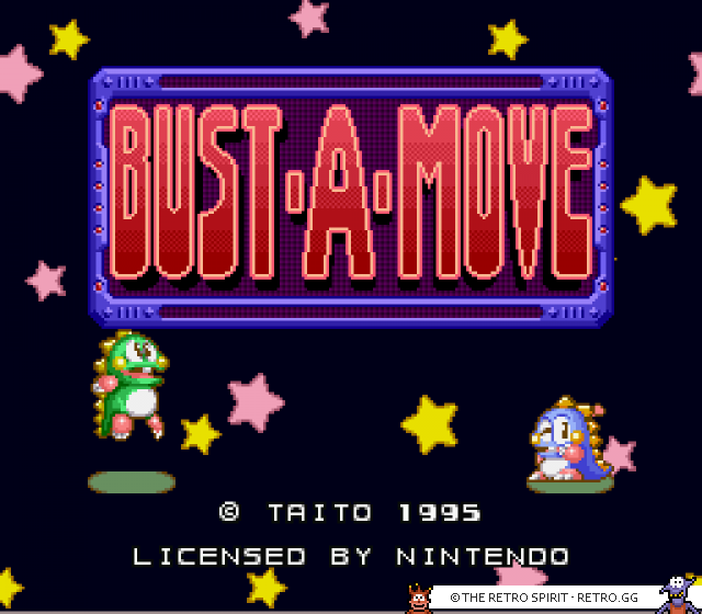 Bust-A-Move (SNES)