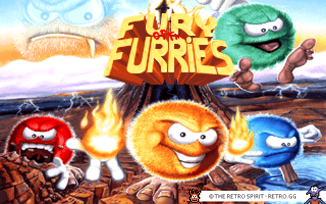 Fury of the Furries (DOS, 1993)
