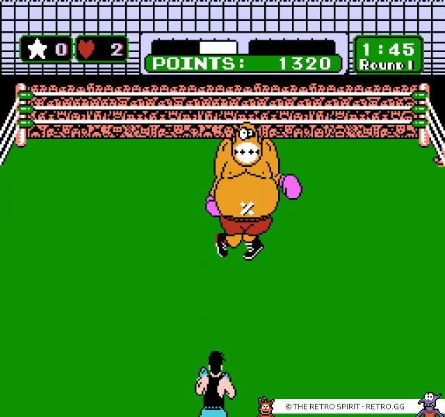 Mike Tyson's Punch-out!!