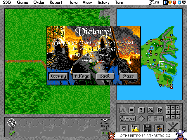 Warlords 2 (DOS, 1993)