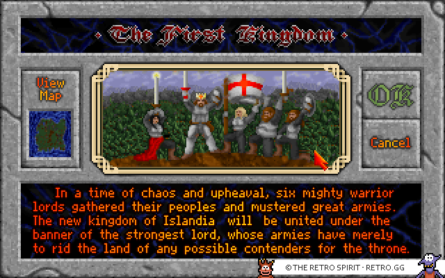 Kingdom at War (DOS, 1995)