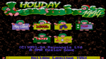 Holiday Lemmings (DOS, 1994)