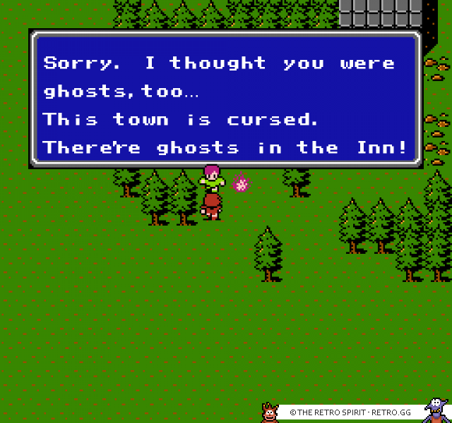 Final Fantasy III (NES, 1990 Fan translation)