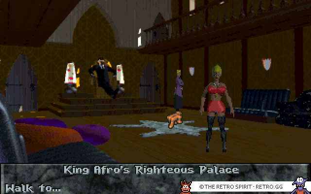 Kingdom O'Magic (DOS, 1996)