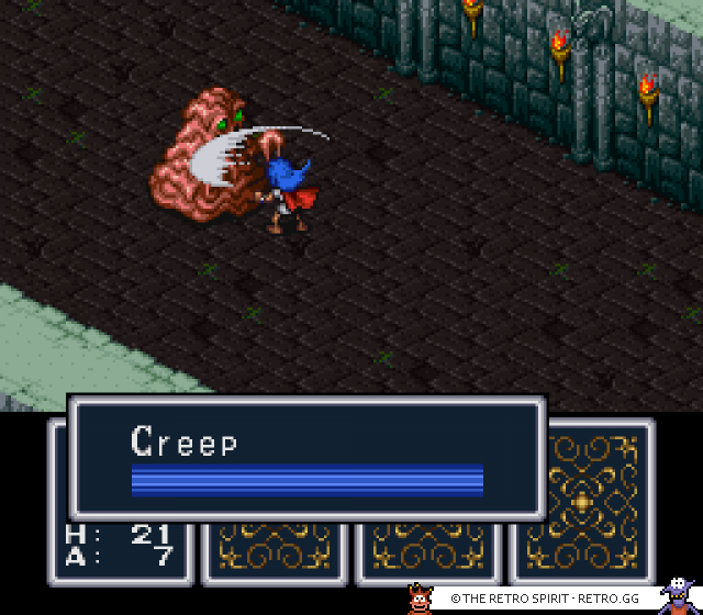 Breath of Fire (SNES, 1993)