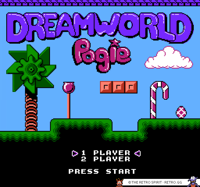 Dreamworld Pogie (NES, 1993)
