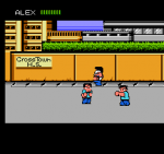 River City Ransom (NES, 1989)