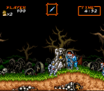 Super Ghouls 'n Ghosts (SNES, 1991)