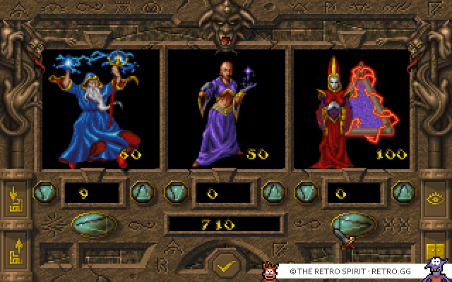Dark Legions (Silicon Knights, Inc., DOS, 1994)
