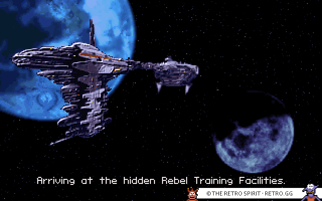 Star Wars: X-Wing (DOS, 1993)