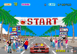 OutRun (Arcade version 1986)