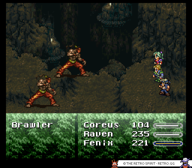 Final Fantasy VI (Final Fantasy III in the West, SNES, 1994)