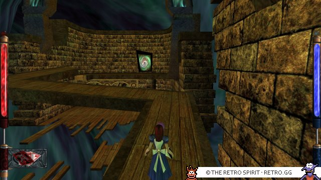American McGee's Alice (Windows, 2000)