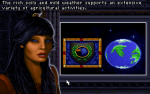 Skjermbilde fra Dune II: The Building of a Dynasty