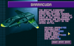 The barracuda details in the UFOpedia. This is your anti-ufo vessel out in the field.