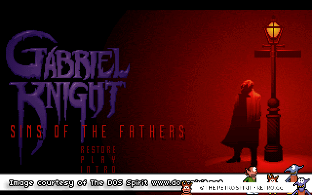 Skjermbilde fra Gabriel Knight: Sins of the fathers