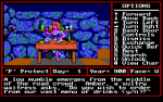 Skjermbilde fra Might and Magic II: Gates to Another World