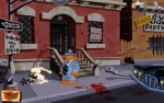 Skjermbilde fra Sam & Max Hit the Road