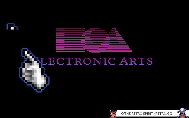 Eletronic Arts introduction screen