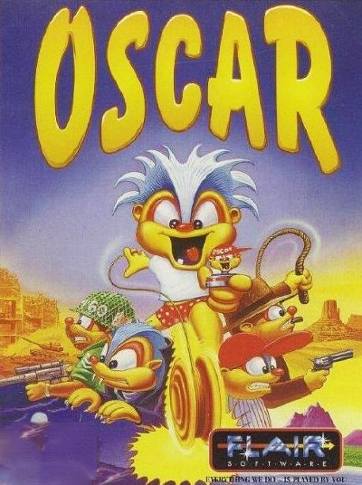 Game cover for Oscar