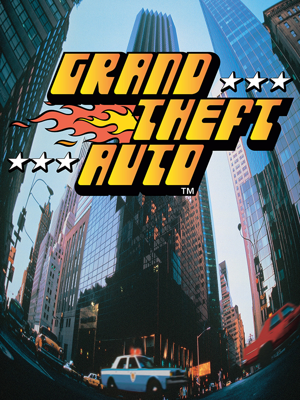 Game cover for Grand Theft Auto