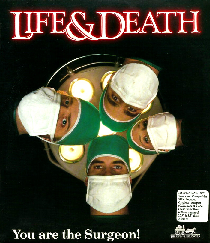 Game cover for Life and Death