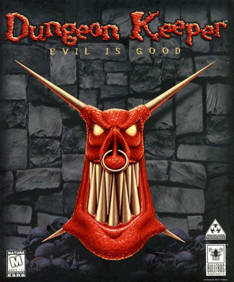 Game cover for Dungeon Keeper