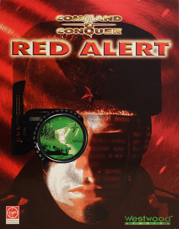 Game cover for Command & Conquer: Red Alert