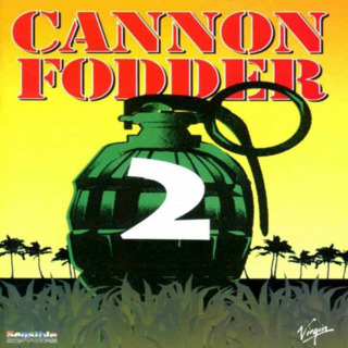 Game cover for Cannon Fodder 2