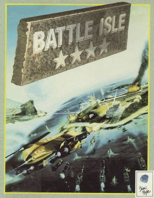 Game cover for Battle Isle