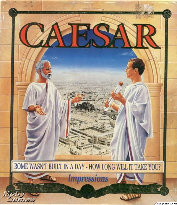 Game cover for Caesar