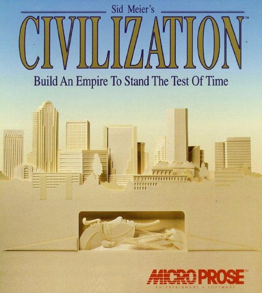 Game cover for Civilization