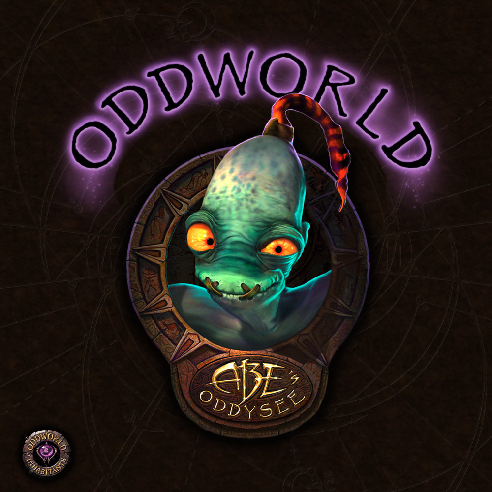 Game cover for Oddworld: Abe's Oddysee