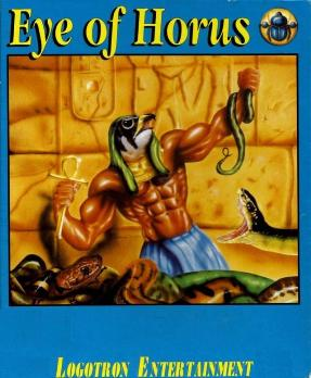 Game cover for Eye of Horus
