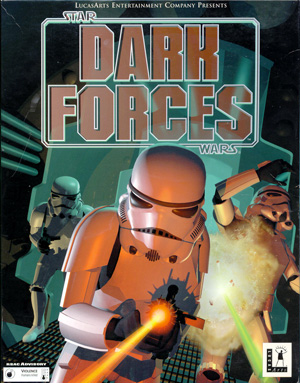 Game cover for Star Wars: Dark Forces