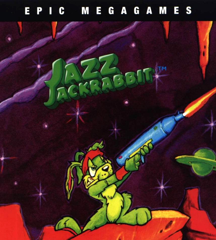 Game cover for Jazz the Jackrabbit