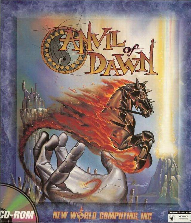 Game cover for Anvil of Dawn