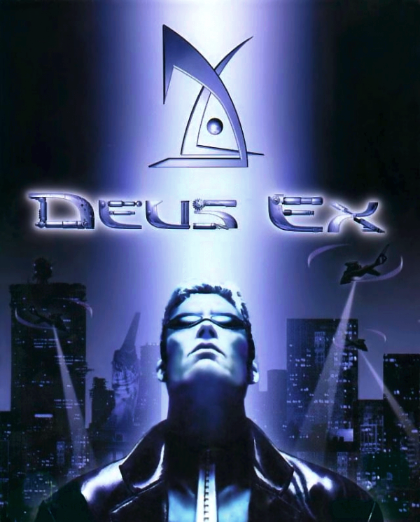 Game cover for Deus Ex