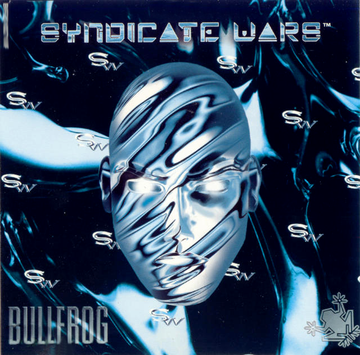Game cover for Syndicate Wars