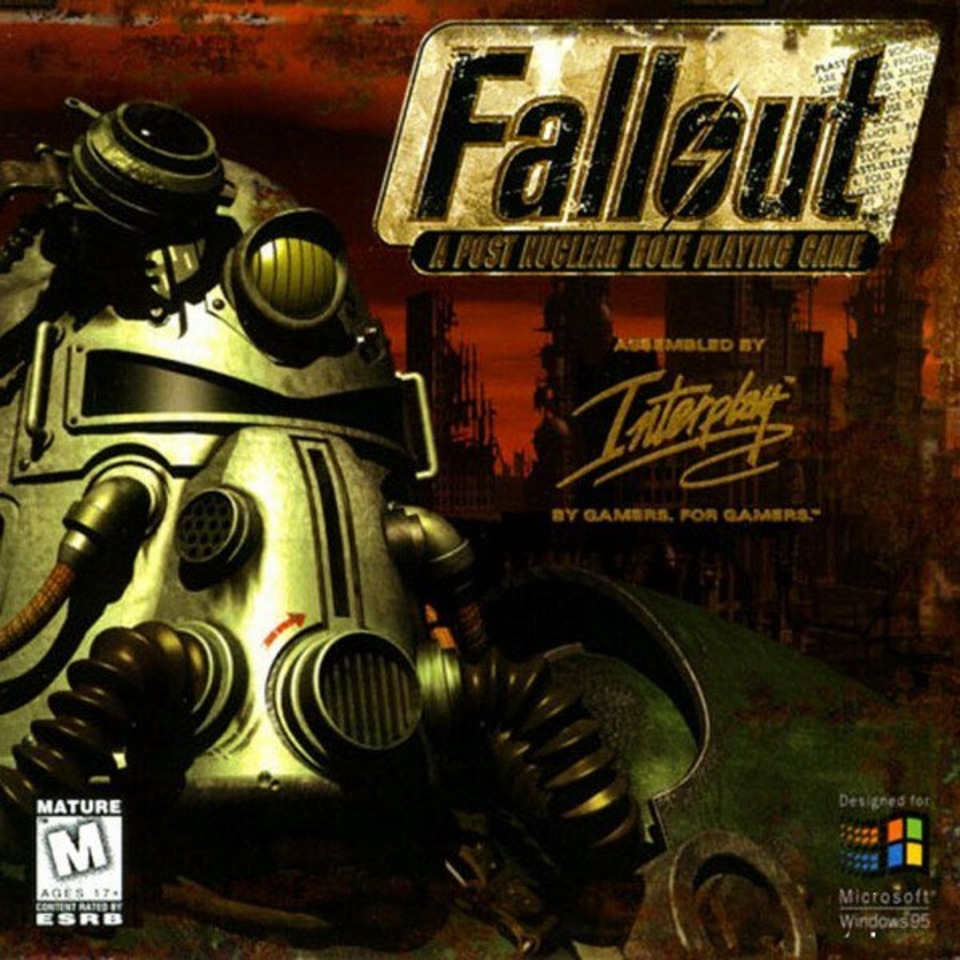 Game cover for Fallout