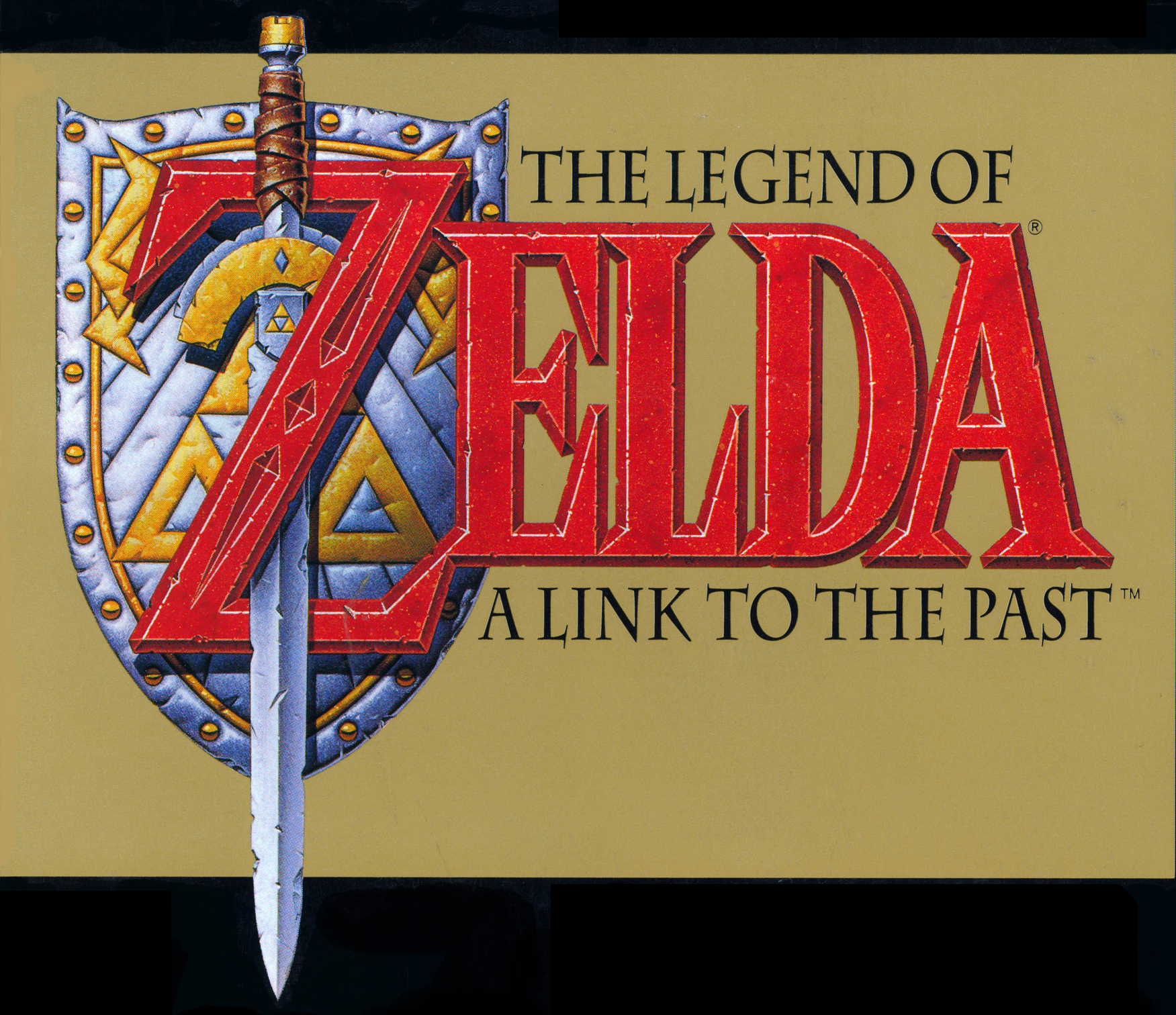 Game cover for The Legend of Zelda: A Link to the Past