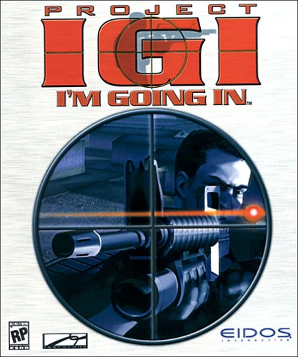 Game cover for Project IGI: Im Going In